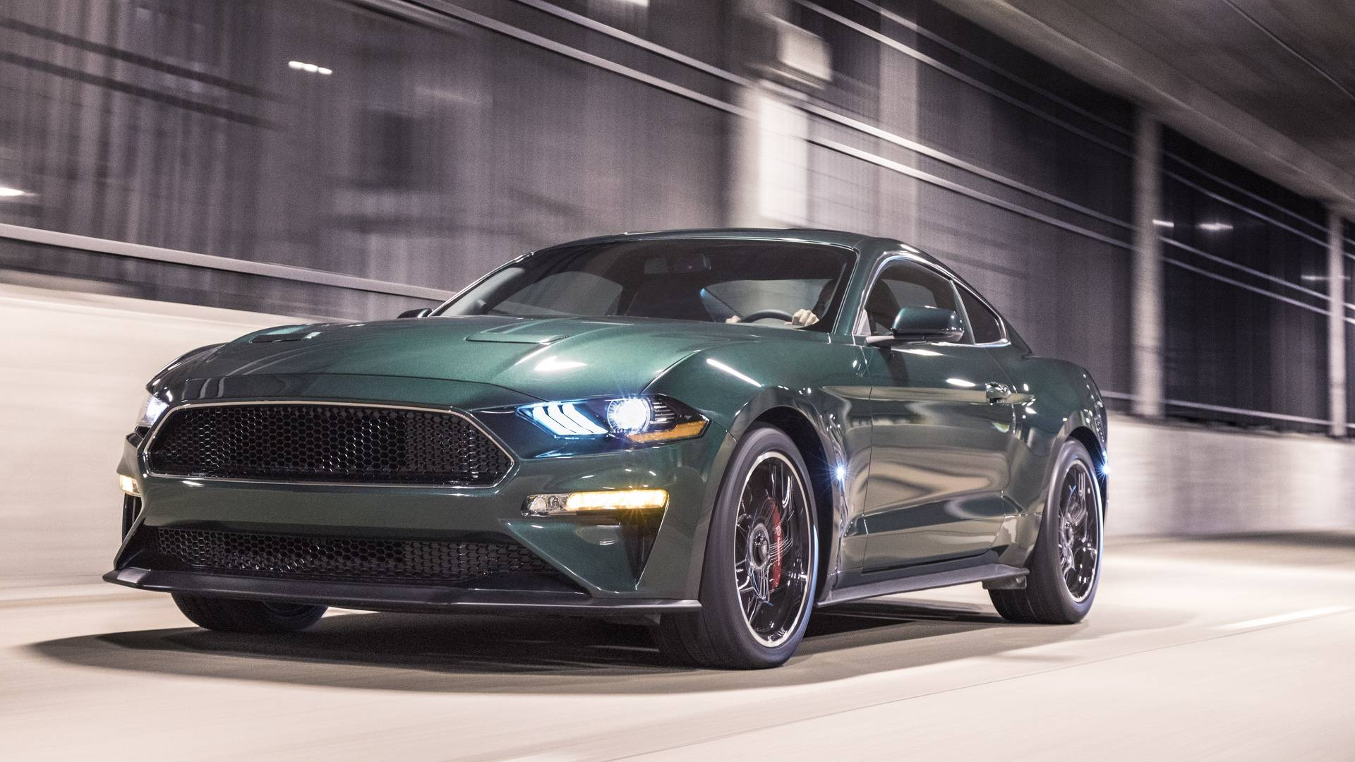 New Ford Mustang 2019 Convertible Coupe Ford Uk >> 2019 Ford Mustang Bullitt Actually Makes 480 Hp Starts At 46 595