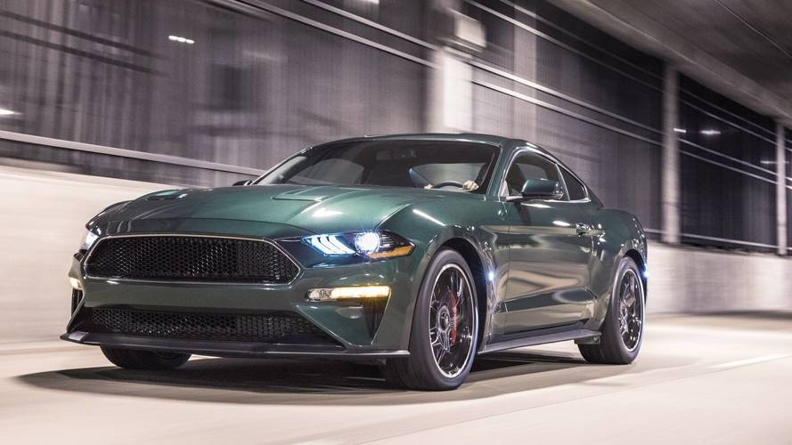 Ford Mustang Bullitt still available in the UK