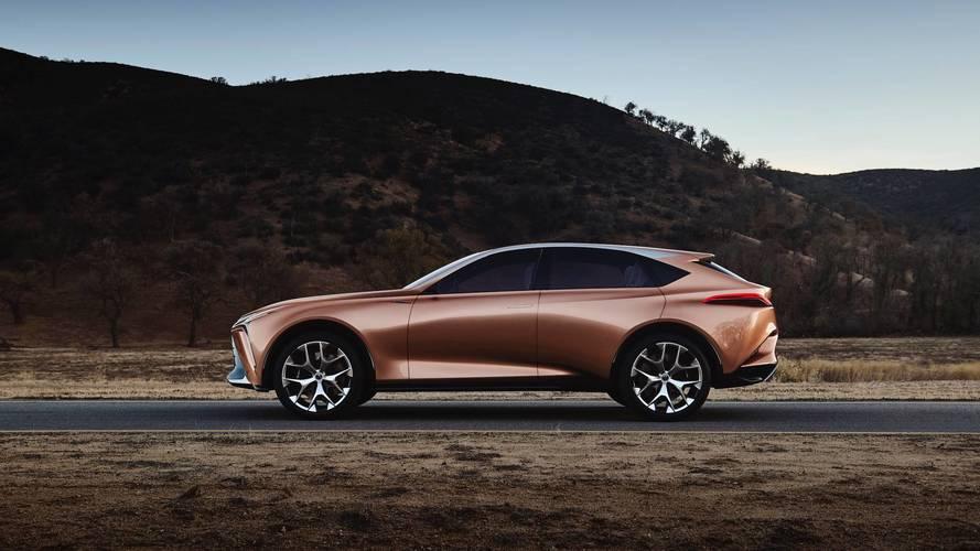 Urus-rivális SUV-t készíthet a Lexus