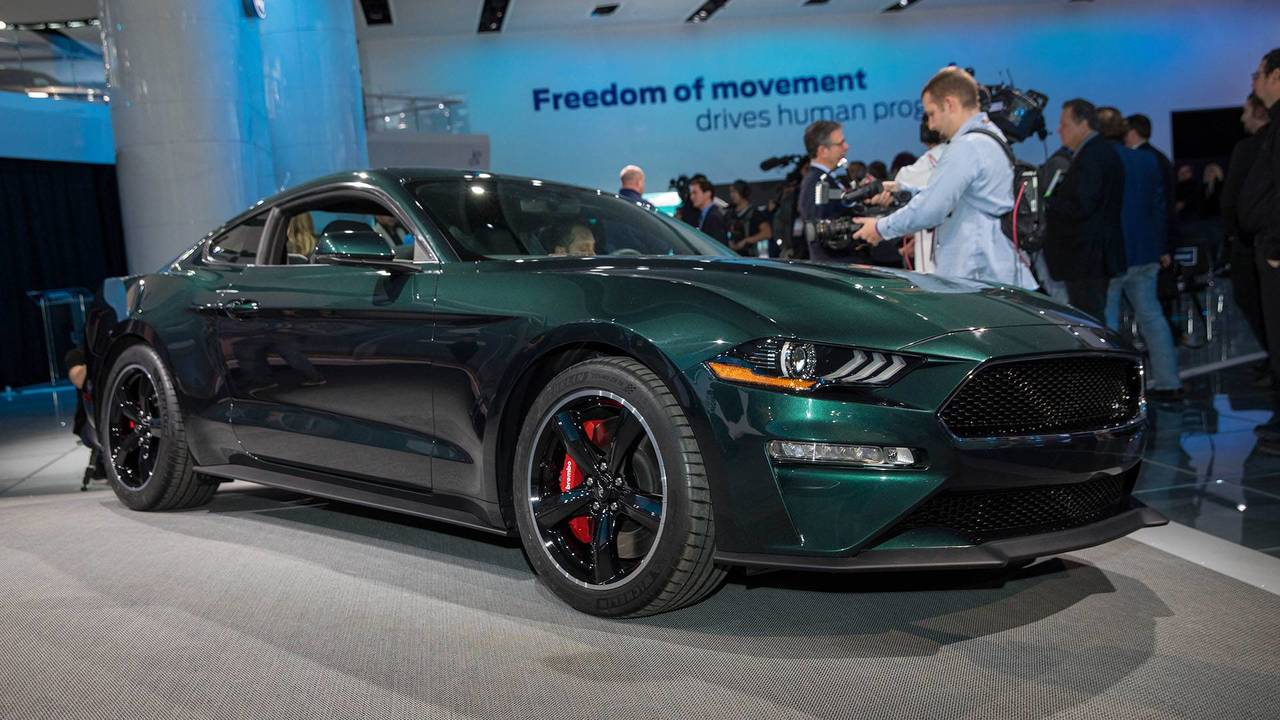 The Most Expensive Price For Ford Mustang Cars
