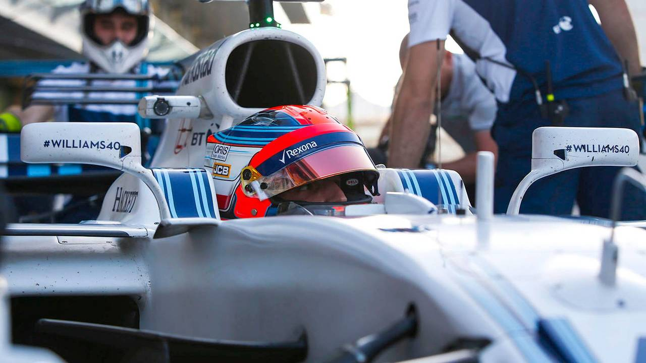 Robert Kubica, piloto de pruebas de Williams para 2018