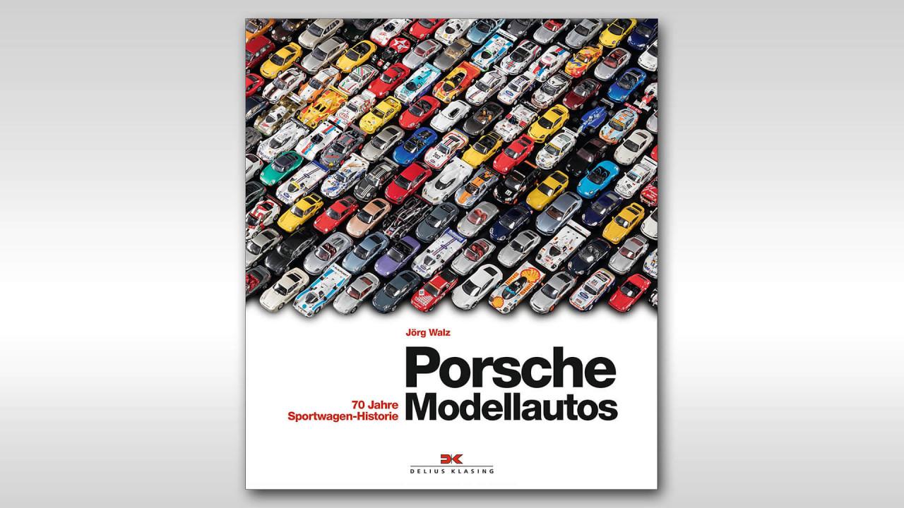 Jörg Walz: Porsche Modellautos