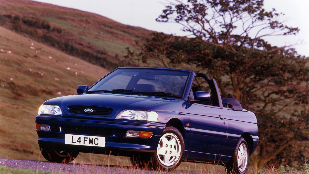 Ford Escort Cabriolet (1991 bis 2000)