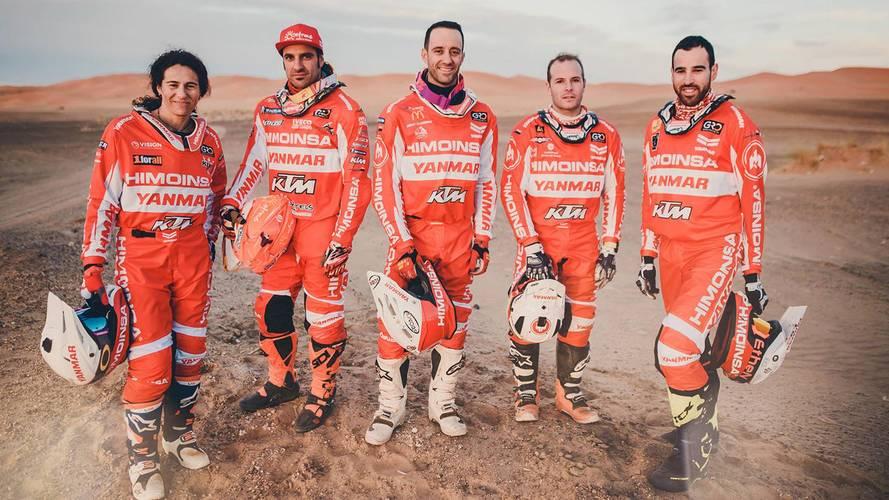La 'armada española' de HIMOINSA aspira a todo en el Dakar 2018