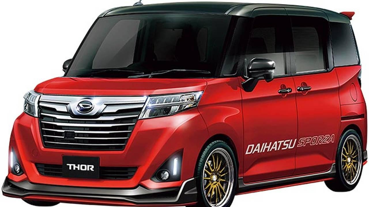 Daihatsu Thor Sporza 3 of 47 | Motor1 com Photos