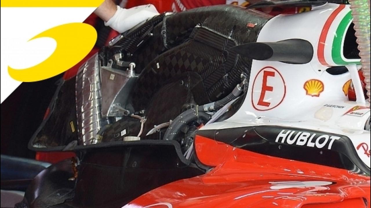 [Copertina] - Formula 1: Ferrari, le novità del motore 6 cilindri 2017