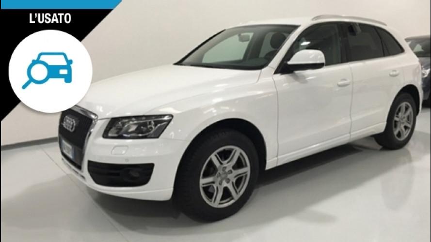 Audi Q5, uno sguardo all'usato in attesa della nuova
