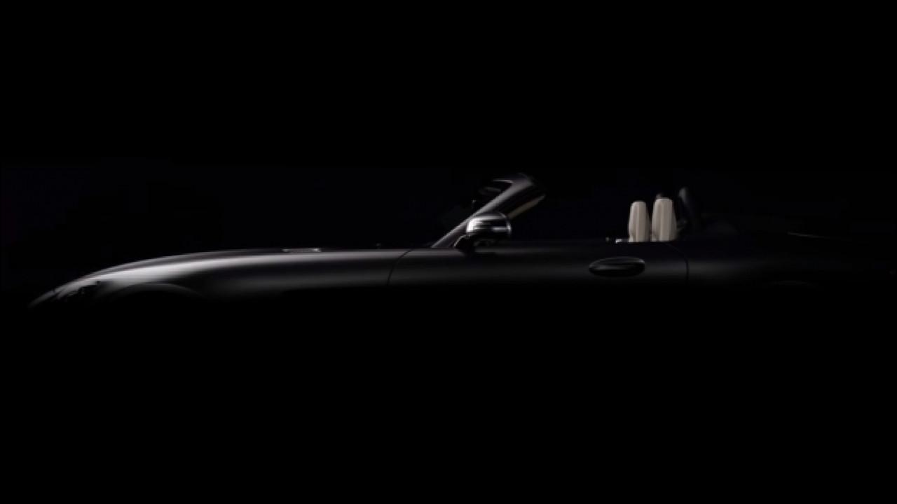[Copertina] - Mercedes-AMG GT C Roadster, la sportiva