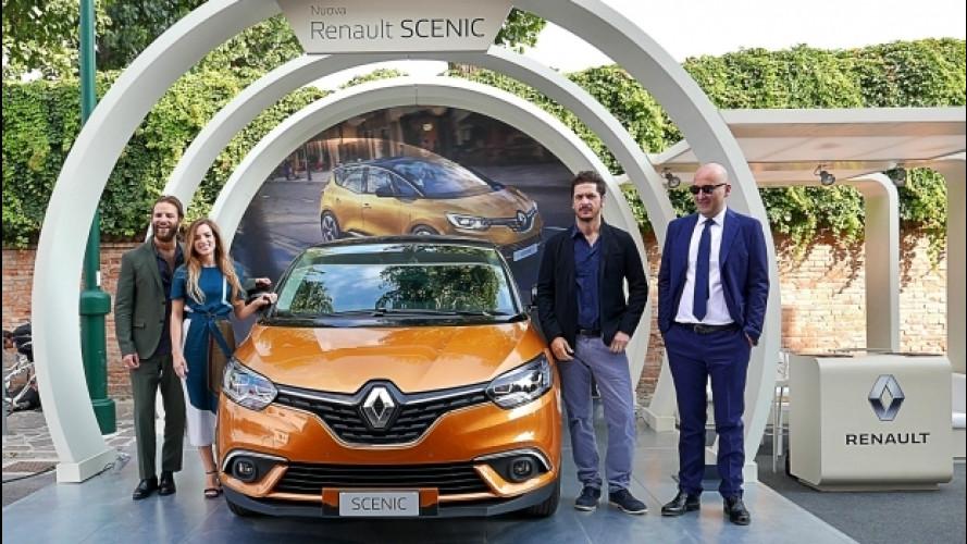 """Nuova Renault Scenic, ecco com'è nato """"Ningyo"""""""