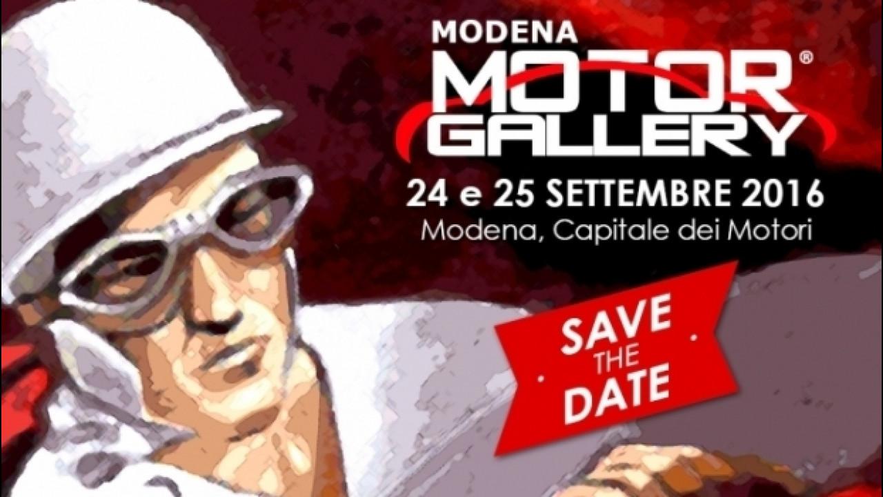 [Copertina] - Modena Motor Gallery, fra gli ospiti anche Bologna Fiere