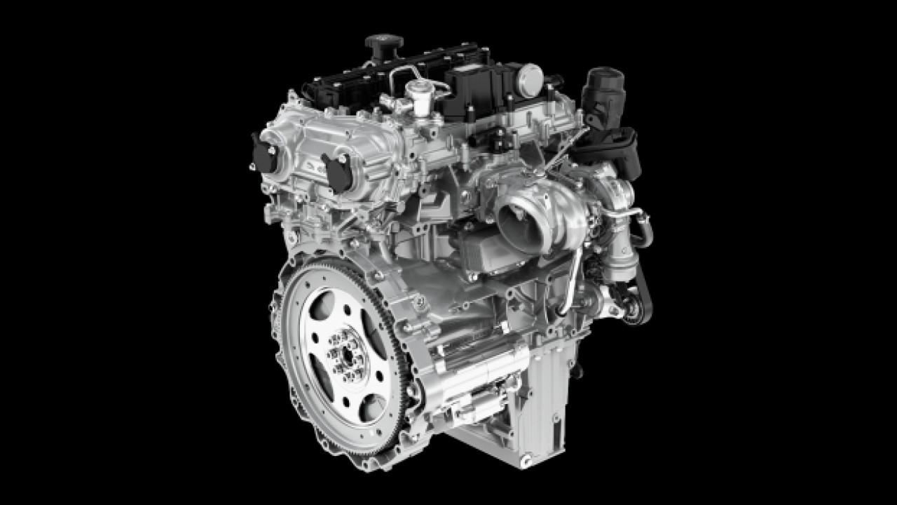 [Copertina] - Jaguar-Land Rover, nel 2017 il motore Ingenium a benzina