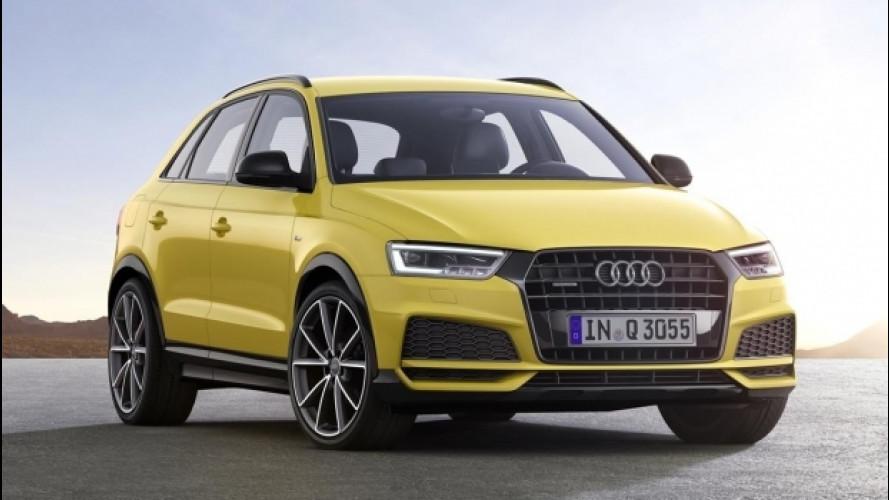 Audi Q3, a tutta grinta con l'S Line Competition