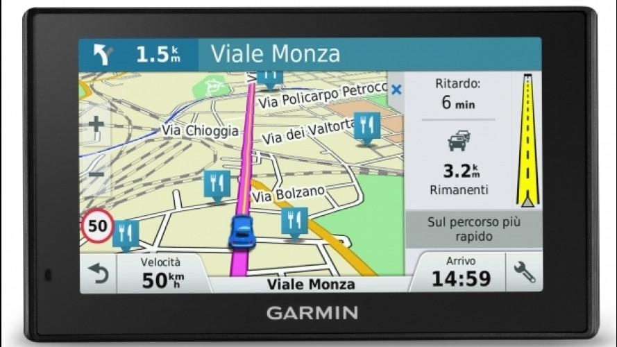 Garmin Digital Traffic, gli avvisi sul traffico in tempo reale
