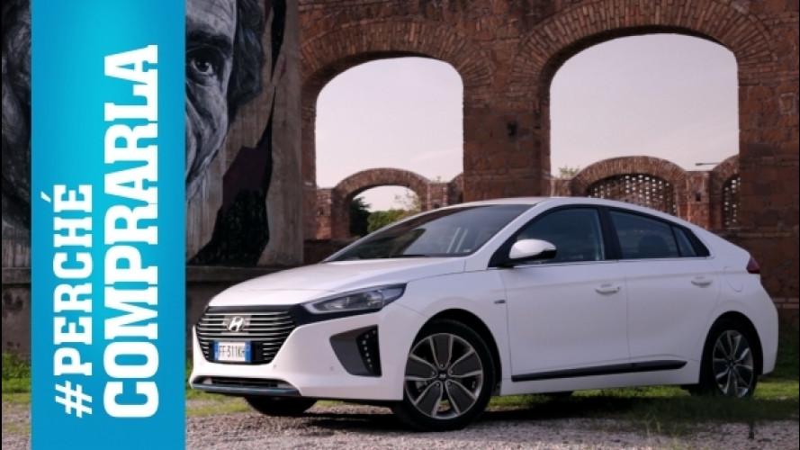 Hyundai Ioniq, perché comprarla… e perché no [VIDEO]