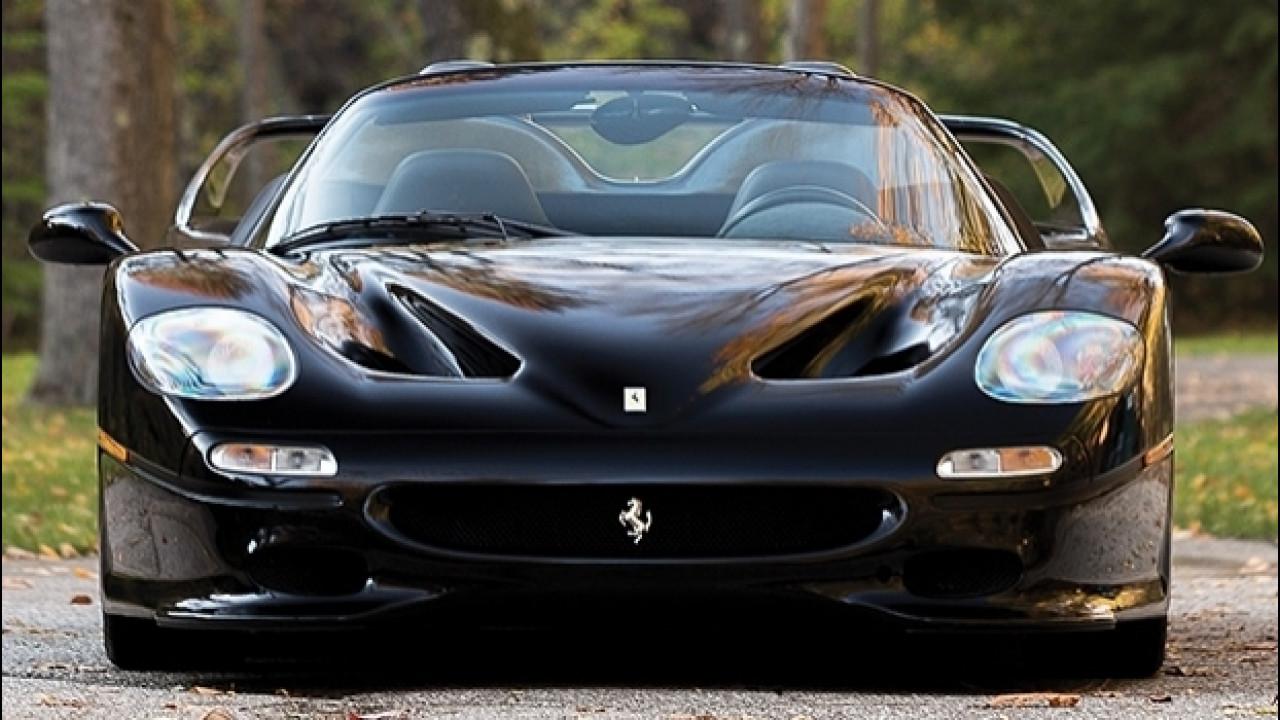 [Copertina] - Ferrari F50, una nera vale 3 milioni di euro