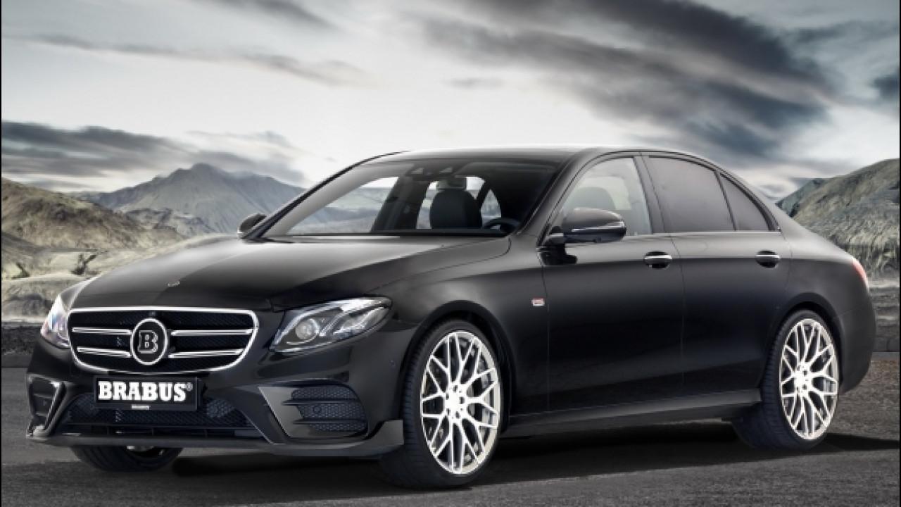 [Copertina] - Mercedes Classe E Brabus, anche diesel