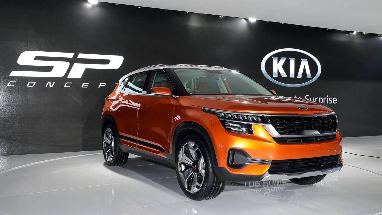 KIA SP Concept 2018