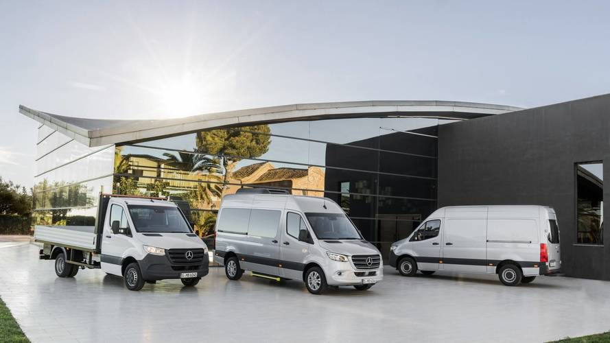 UK new van sales shoot up as car registrations continue to flounder