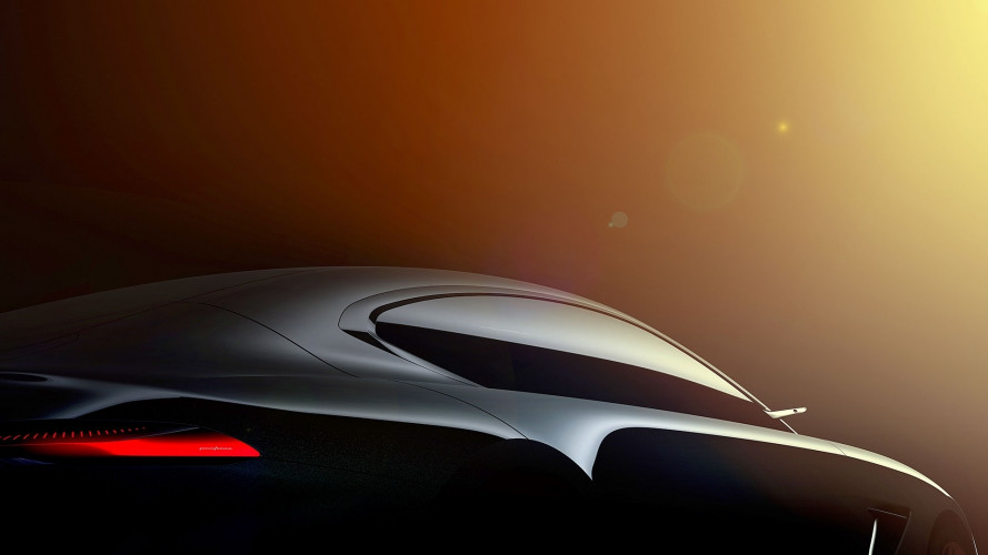 Pininfarina HK GT, elettrica e range extended