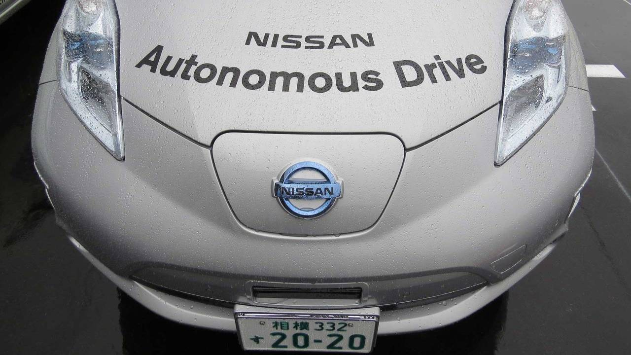 Nissan/NASA Autonomous Vehicle Development