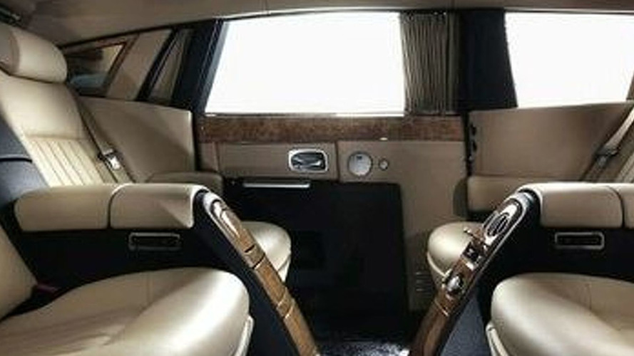 Mutec Stretched Rolls-Royce Phantom