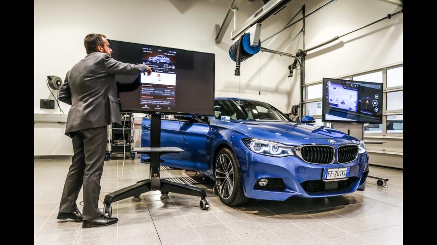 BMW, così si vende l'auto del futuro. Anzi del presente