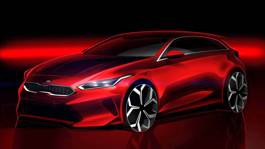 Neuer Kia Ceed auf dem Genfer Autosalon 2018