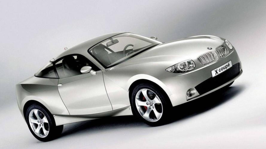 BMW X Coupé, prove di crossover sportiva