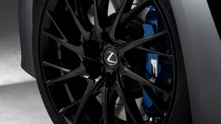 2018 Lexus RC F 10th Anniversary