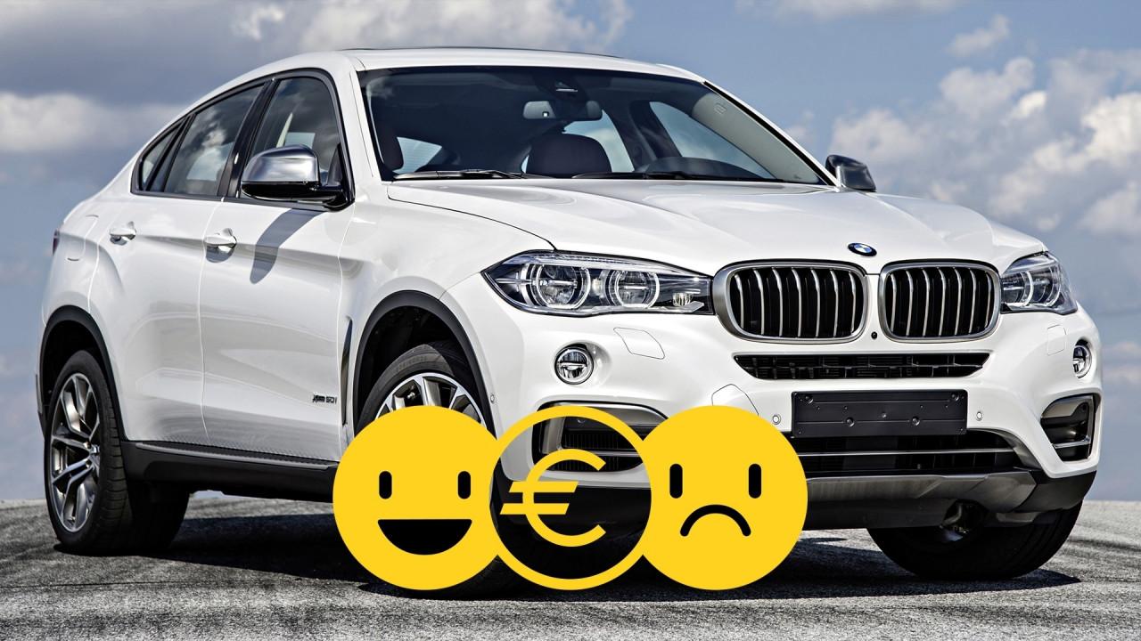 [Copertina] - Promozione BMW X6, perché conviene e perché no