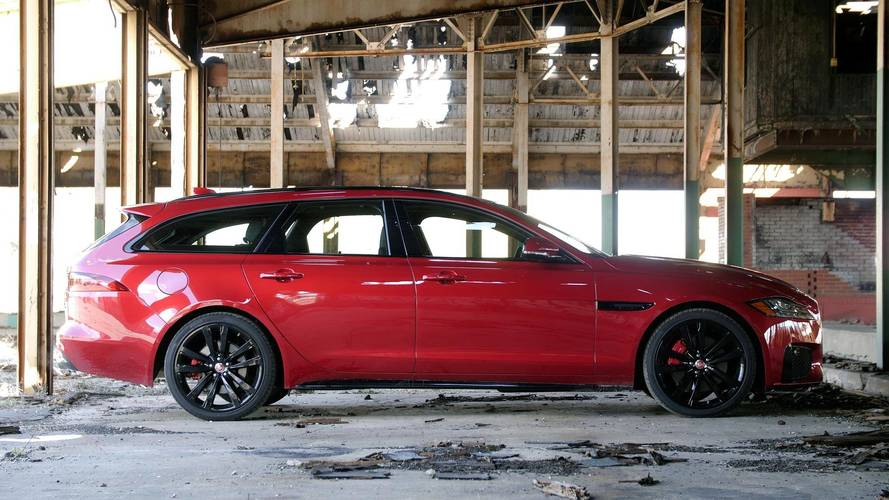 Jaguar XF Sportbrake Vs Volvo V90: Comparison