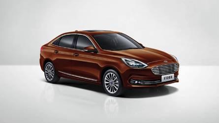 El Ford Escort vuelve a la vida, aunque solo en China