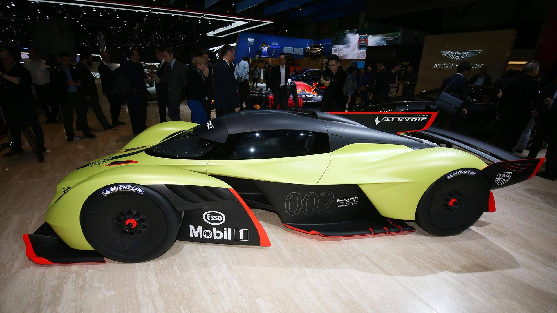Aston Martin Valkyrie Amr Pro S Stats Might Be Underestimated