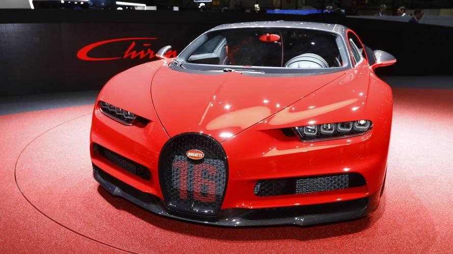 La Bugatti Chiron ne tentera pas de décrocher un record de vitesse