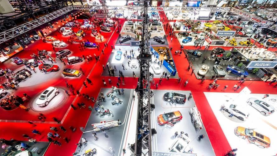 Автосалон в Женеве может не состояться и в следующем году