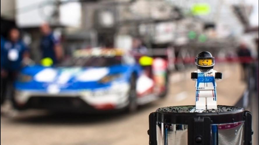 Le Ford GT di Le Mans diventano Lego esclusive