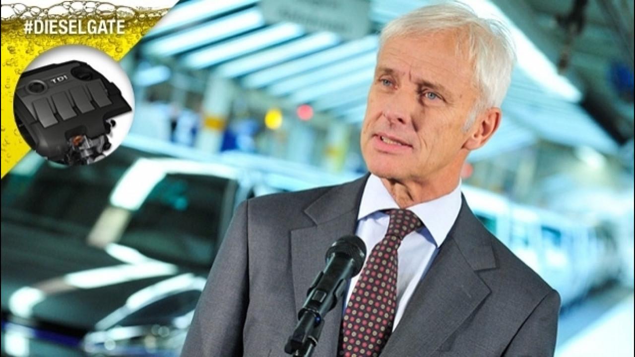 [Copertina] - Dieselgate, Volkswagen multata in Italia per 5 milioni di euro