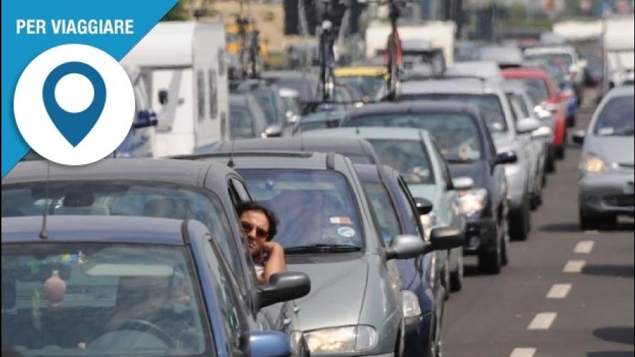 Traffico in autostrada, le dritte per evitarlo