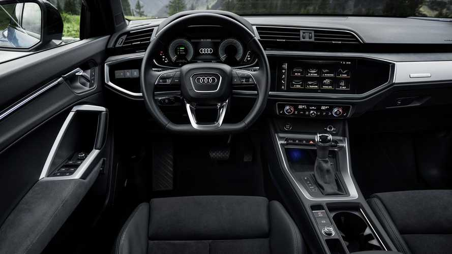 Audi Q3 Sportback hybride rechargeable (2021)