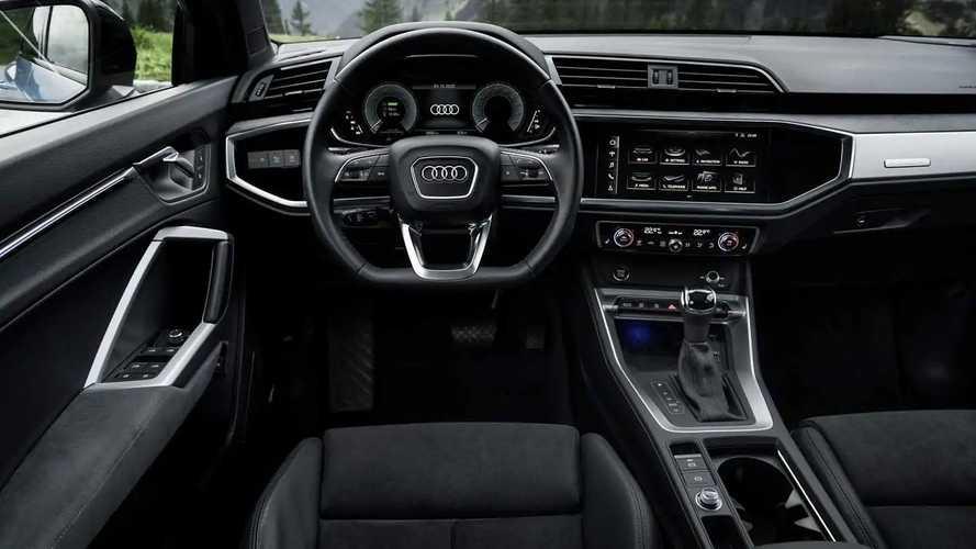 Audi Q3 Sportback plug-in hybrid