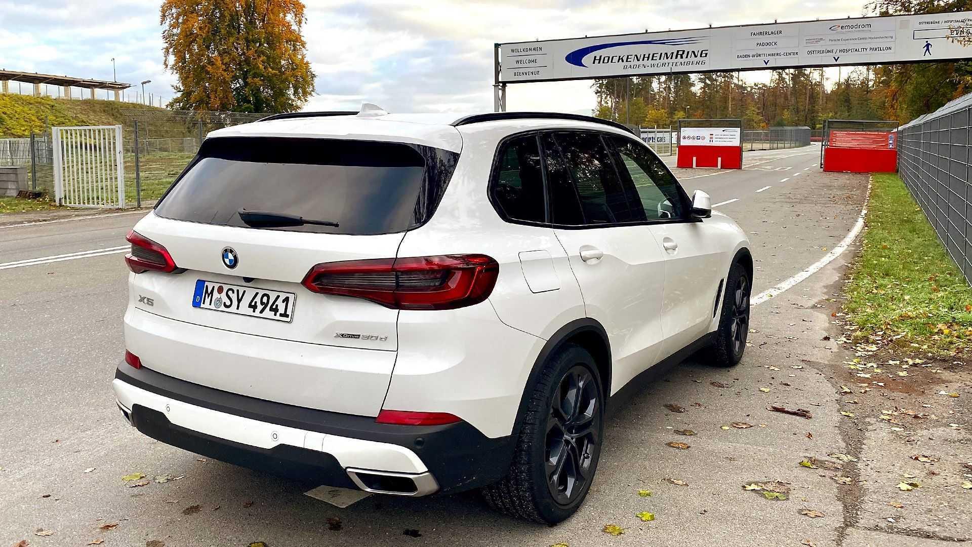 BMW X5 30d im Motor1-Dauertest - Teil 2