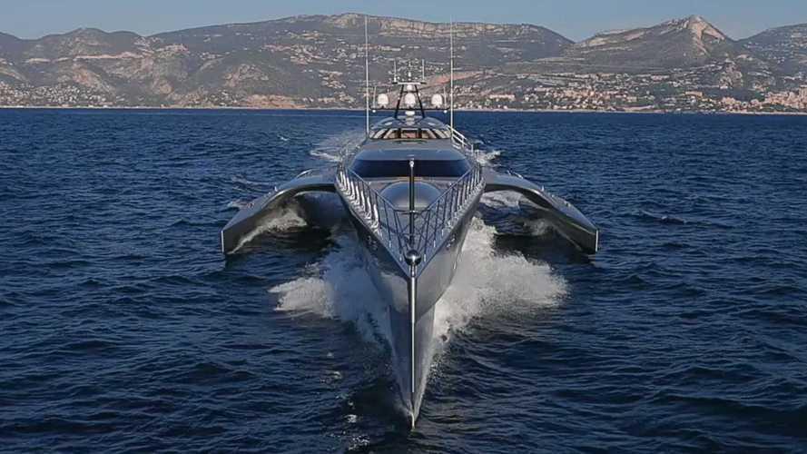 Williams разработал универсальную тяговую батарею для люксовых яхт