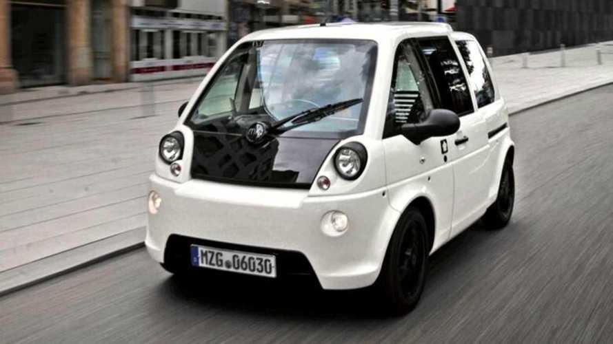 Mia 2.0: Kleiner Elektro-Van soll 2023 erneut starten