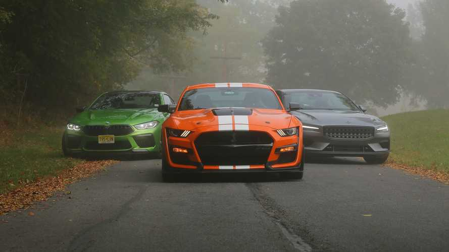 Modern Muscle Cars Comparison Teaser