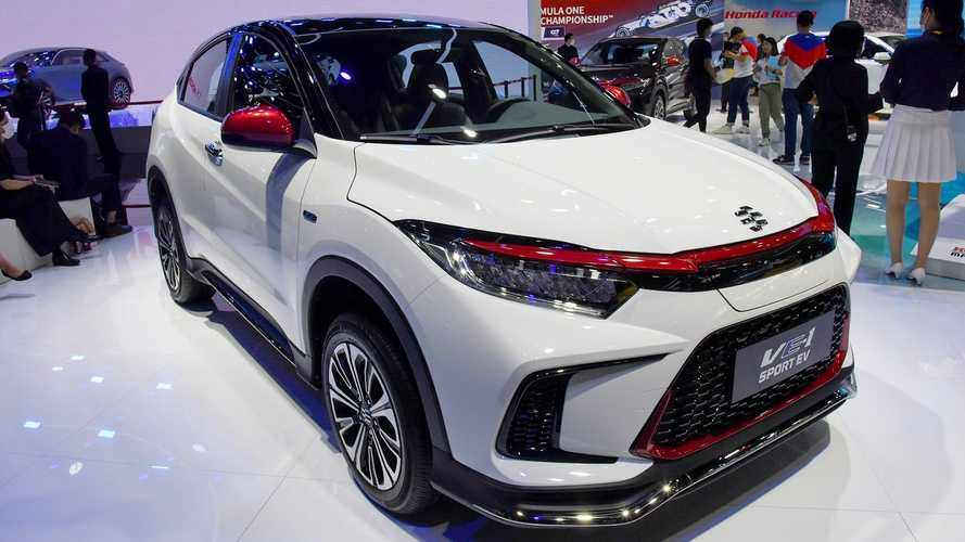 'HR-V elétrico', Honda VE-1 ganha versão Sport com visual exclusivo