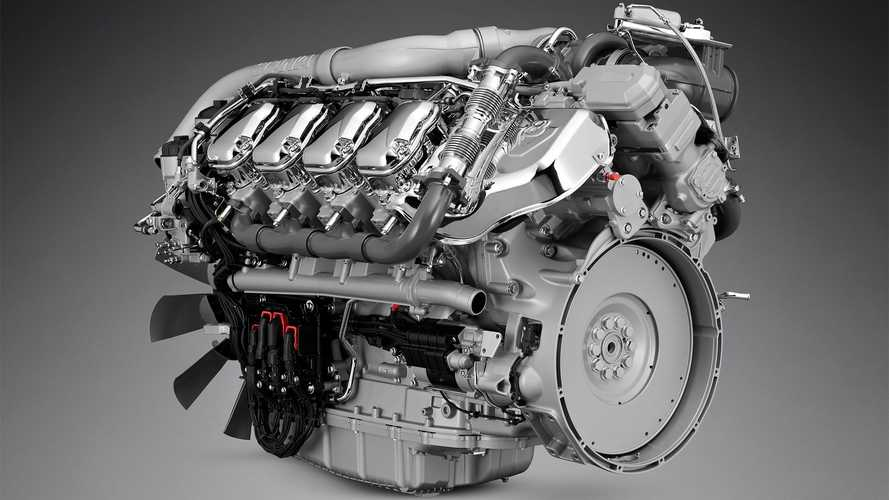 Scania nuovi motori V8