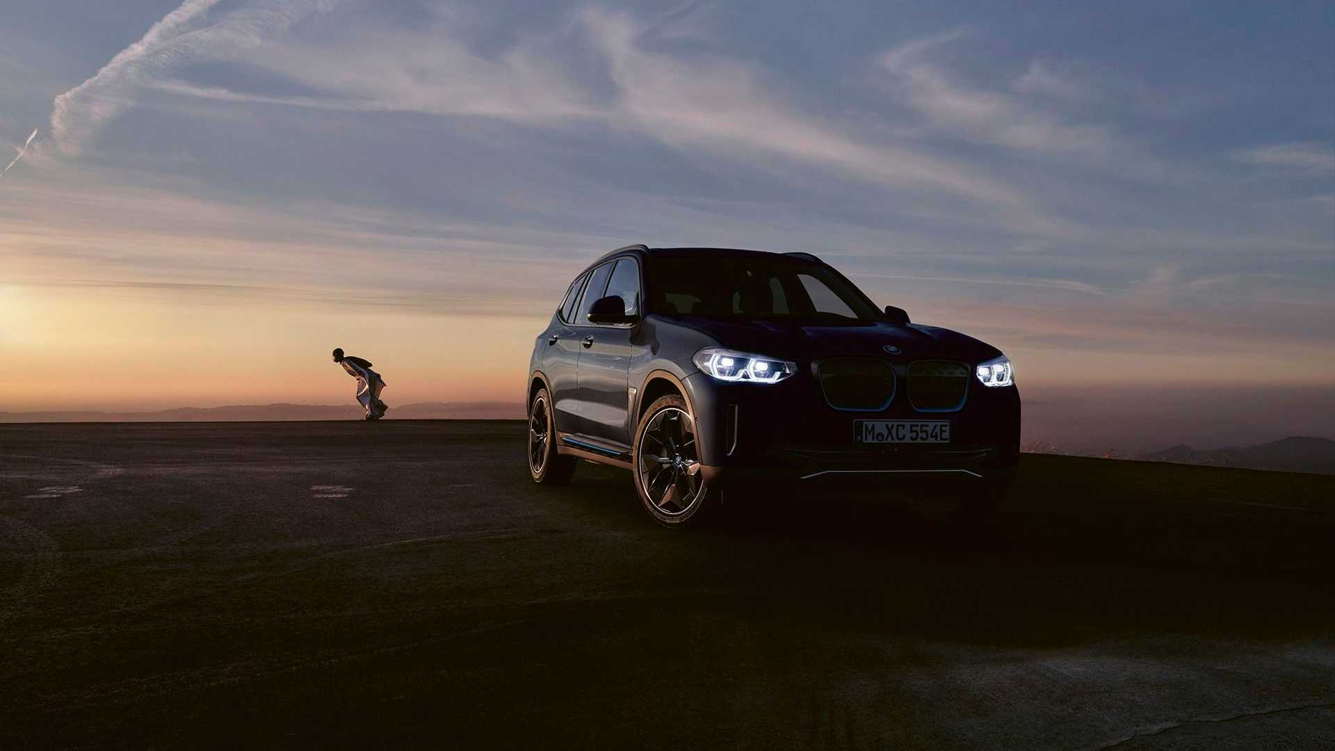 BMW iX3 Premier Edition