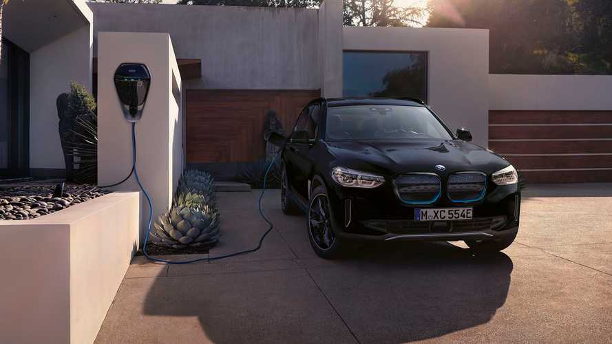 BMW Announces Pricing For iX3 In The UK