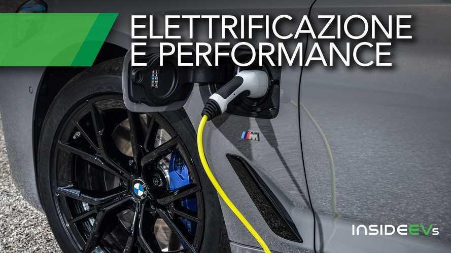 """BMW non vuole limiti: """"Il futuro? E' elettrificato, ma non solo"""""""