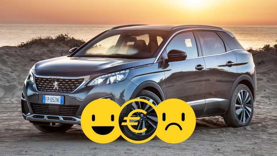 Promozione Peugeot 3008 EcoBonus, perché conviene e perché no